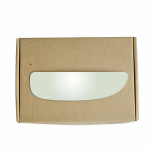 Mirror Glass Lower Convex For 2002-2014 Ford Econoline Passenger Right Side RH