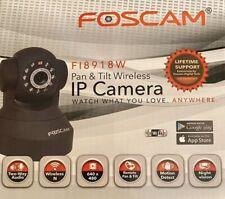 Foscam FI8918W IP Network Camera w/ Night Vision