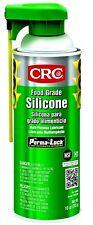 Crc 03040 Food Grade Silicone Lubricant, 10oz. Spray