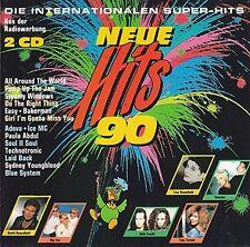 Neue Hits '90 Lisa Stansfield, Technotronic, Laid Back, Off, Bad Boys B.. [2 CD]