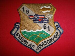 USAF 6146th Air Force Advisory Group (ROKAF) in South Korea