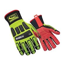 Ringers Roughneck Gloves With Tefloc Grip System267 09medium 1 Pair Free Ship