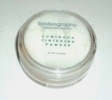 BODYOGRAPHY Professional Luminous Finishing Powder  net wt. .25oz/7g PRISM DARK