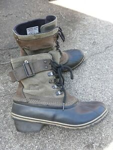 Sorel womens  Booties 7.5