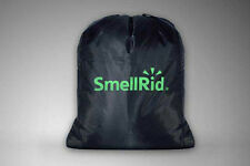 "SMELLRID Reusable Activated Charcoal Odor Proof Bag: Large 24"" x 28"" Bag"
