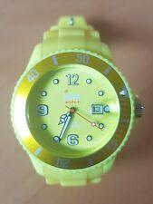 Ice-Watch Armbanduhr ice-Flashy Big Gelb SS.NYW.B.S.12