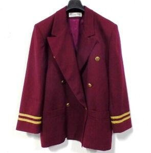 Vintage Christian Dior Double Breasted  Blazer Jacket , CD Size 14