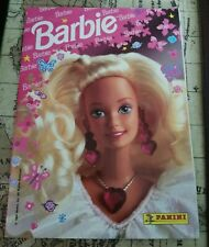 Album Panini Barbie by Mattel Vintage 1993