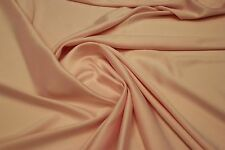 Silk Touch Satin Fabric, Imitation Silk Satin Charmeuse Little Stretch Very Soft