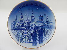 ROYAL COPENHAGEN PIATTO CENTENNIAL COLLECTION CENTENARIO 1908-2008 CHRISTMAS EVE