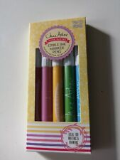 Jane Asher 5 x Edible Ink Marker Pens - Brand New - Mothers / Valentine Day