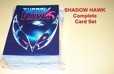 SHADOW HAWK     Complete base card set     90 cards
