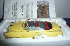Danbury Mint 1:24 1950 Studebaker Champion Convertible Limited Edition COLOR RAR
