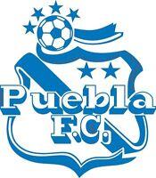 Puebla Decal Lettering  Estado sticker  Mexico State MX  PUE  Mole Poblano