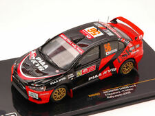 Mitsubishi Lancer Evo X #56 Rally Japan Nutahara / Ichino 1:43 Model RAM453