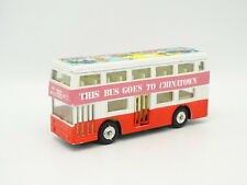 Playart 1/60 - Double Decker Bus Singapore