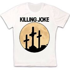 Killing Joke Crosses Moon Retro Vintage Hipster Unisex T Shirt 1779
