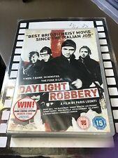 Daylight Robbery (DVD, Brand New & Sealed)