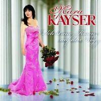 """MARA KAYSER """"ICH STREUE ROSEN AUF DEN WEG"""" CD NEUWARE"""