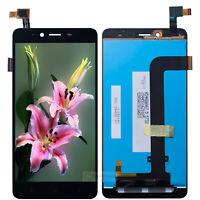 Für Xiaomi Redmi Note 2 LCD Display Touch Screen Digitizer Assembly Schwarz RHN
