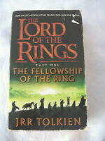 J R R Tolkien The Lord of the Rings Part 1 The Fellowship of the Ring PB