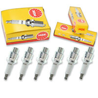 6 pc 6 x NGK Standard Plug Spark Plugs 5626 BUHW-2 5626 BUHW2 Tune Up Kit Se cd