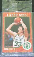 LARRY BIRD 1991 NBA HOOPS LEGEND PROMO SP VIDEO CARD SEALED IN WRAPPER- RARE!