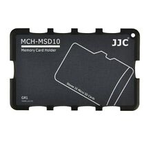 Memory Card case tarjetas de memoria de caja para 10 micro SD tarjetas gris