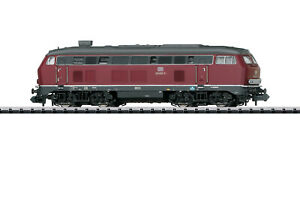 "Minitrix / Trix N 16210 Diesellok BR 210 der DB ""DCC Digital + Sound"" NEU + OVP"