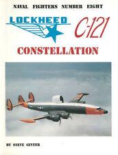 NAVAL FIGHTERS 8 LOCKHEED C-121 CONSTELLATION MILITARY VARIANTS USN USAF VIETNAM