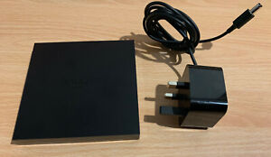 Amazon Fire TV (1st Generation)- Fire TV box and Power Adapter only