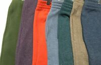 Ladies Two Pocket Elastic Waist Fleece Pants 16 New Colors NWT Sizes S-M-L-XL.