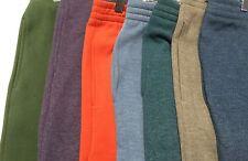 Ladies Two Pocket Elastic Waist Fleece Pants 16 New Colors NWT Sizes S-M-L-XL.