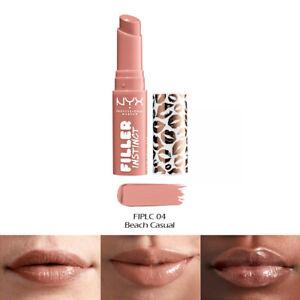 "1 NYX Filler Instinct Plumping Lip Color ""FIPLC04 - Beach Casual"" *Joy's*"