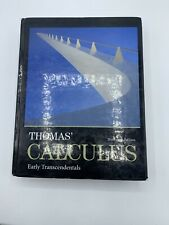 Thomas' Calculus: Early Transcendentals (13th Edition) - Hardcover - VERY GOOD