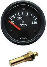 VDO Oil Temperature Temp gauge & sender, 12volt, 52mm 2 inch 40-150 C 310010015