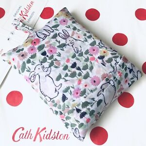 Genuine CATH KIDSTON Bunny Rabbit Foldaway Bag ~ NEW with Tags Kitson Kidson