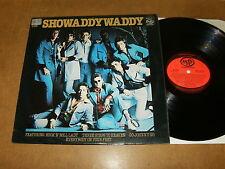 SHOWADDYWADDY : SELF TITLED - UK LP 1976 - MFP 50353