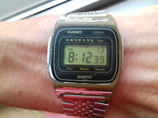 Vintage Casio B819 Module 155  Digital Watch MONTRE UHR MADE IN JAPAN RT RARE