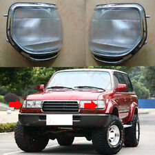 2x For Toyota Land Cruiser LC80 4500 1995-97 Auto Corner Light Cover Replacement
