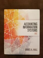 Accounting Information Systems by James A. Hall (2015, Hardcover)