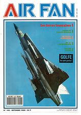 AIR FAN N°143 FORCES FRANCAISES/FISHBED ET FLOGGER HONGROIS/DRAKEN D'ANGELHOLM