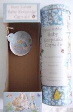 Peter Rabbit Baby Keepsake Capsule Nouveau Design (Robert Frederick) Super Bébé Cadeau