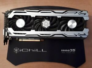 Inno3D GTX1070  iChill 8GB Ram