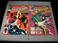 Spectacular Spider-man #134 and #135 (Marvel, 1988)