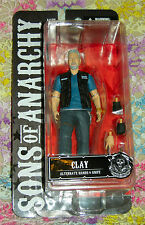 Sons of Anarchy Clay Morrow 6-Inch Action Figure