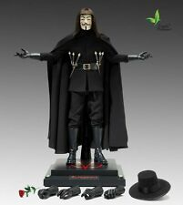 Toys Power V Vendetta figure movie related 1/6th scale custom