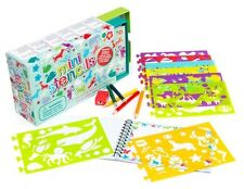 Meadow Kids - Mini Box of Stencils Girls or Boys - 6 different Themes