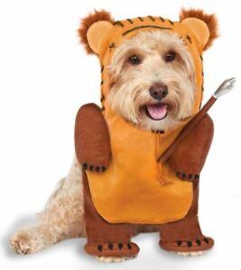 Running Ewok Star Wars XS XSmall Dog Costume Rubies Pet Shop
