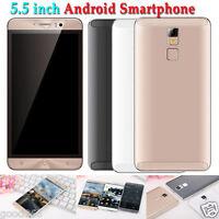 "5.5"" Unlocked Quad Core Android Smartphone IPS GSM GPS 3G Dual SIM & Camera Lot"
